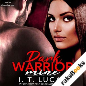 Dark Warrior Mine audiobook cover art