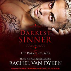 Darkest Sinner audiobook cover art