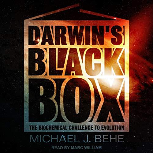 Darwin's Black Box audiobook cover art