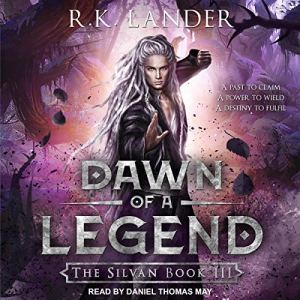 Dawn of a Legend audiobook cover art