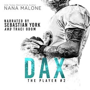 Dax audiobook cover art