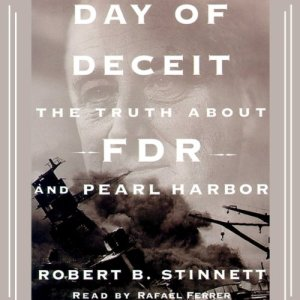 Day of Deceit audiobook cover art