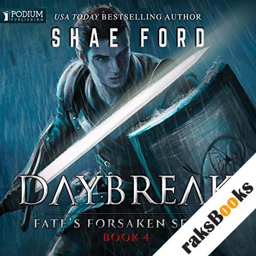 Daybreak audiobook cover art