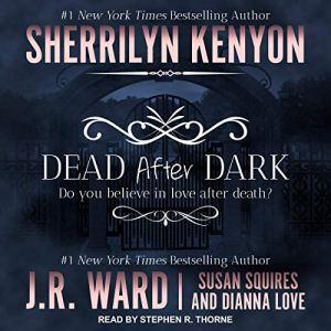 Dead After Dark audiobook cover art
