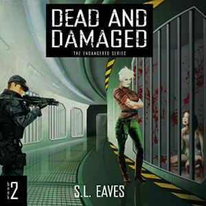 Dead and Damaged audiobook cover art