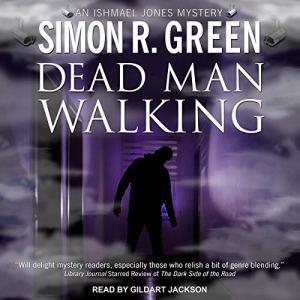 Dead Man Walking audiobook cover art