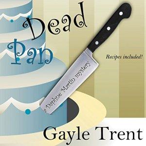Dead Pan audiobook cover art