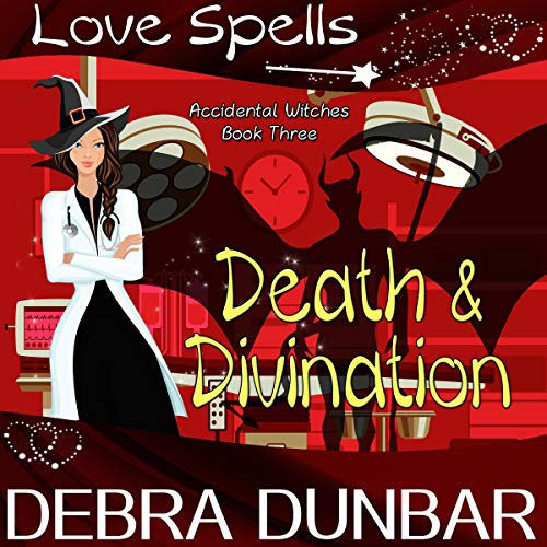Death and Divination audiobook cover art