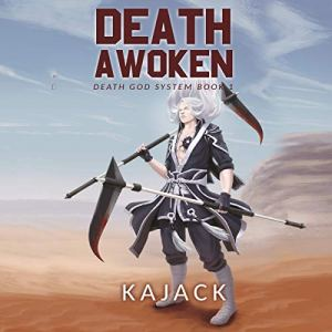 Death Awoken audiobook cover art