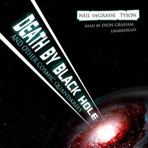 Death by Black Hole audiobook cover art