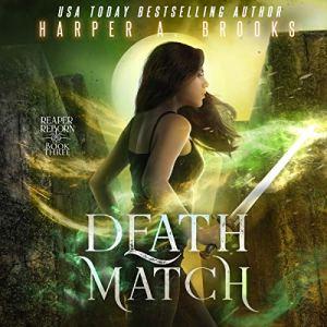 Death Match audiobook cover art