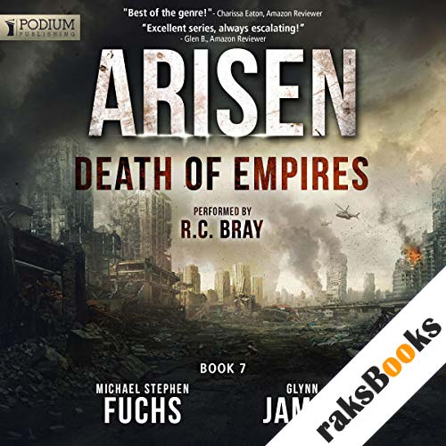 Death of Empires audiobook cover art