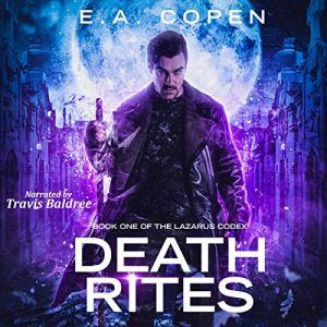 Death Rites (The Lazarus Codex) audiobook cover art