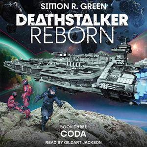 Deathstalker Coda audiobook cover art
