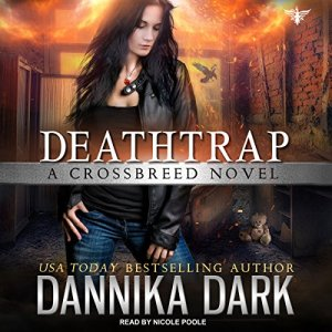 Deathtrap audiobook cover art