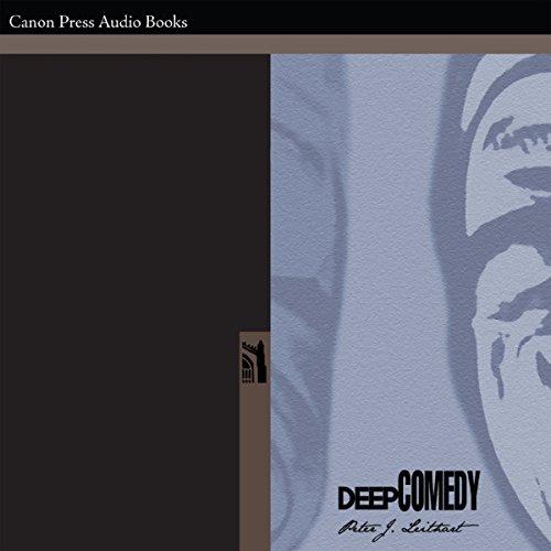 Deep Comedy audiobook cover art
