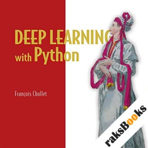 Deep Learning with Python audiobook cover art