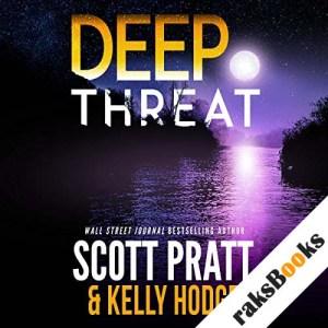 Deep Threat audiobook cover art