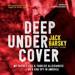Deep Undercover audiobook cover art