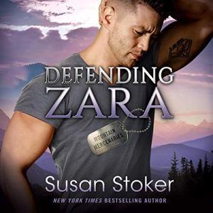 Defending Zara audiobook cover art