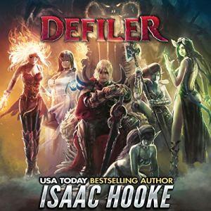 Defiler audiobook cover art