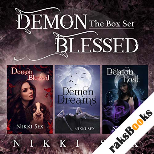 Demon Blessed: The Box Set audiobook cover art