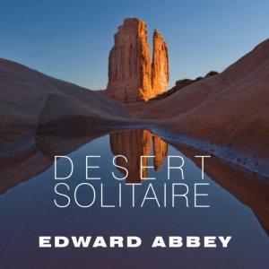 Desert Solitaire audiobook cover art