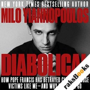 Diabolical audiobook cover art