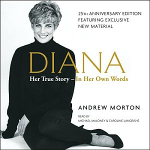 Diana audiobook cover art