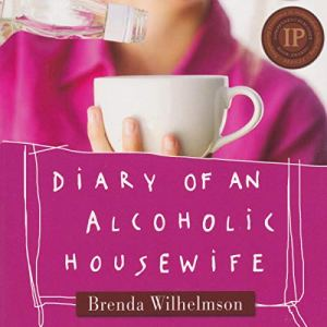 Diary of an Alcoholic Housewife audiobook cover art
