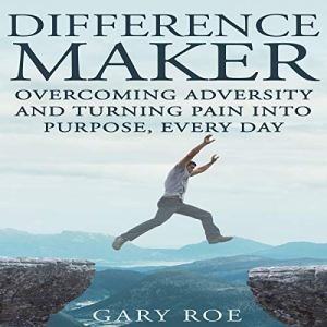 Difference Maker audiobook cover art