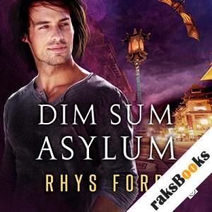 Dim Sum Asylum audiobook cover art
