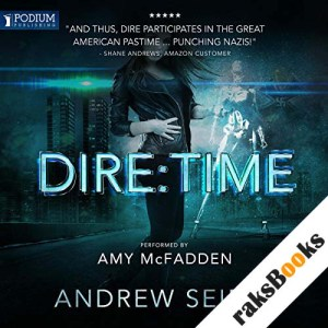 Dire: Time audiobook cover art