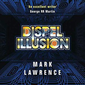 Dispel Illusion audiobook cover art