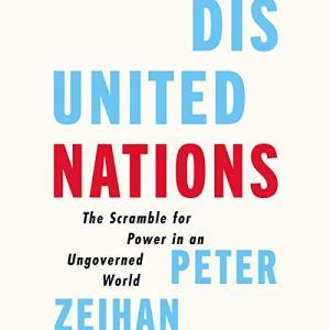 Disunited Nations audiobook cover art