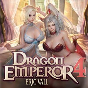 Dragon Emperor 4 audiobook cover art