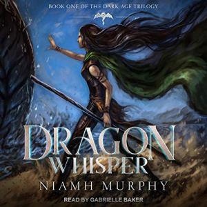 Dragon Whisper audiobook cover art