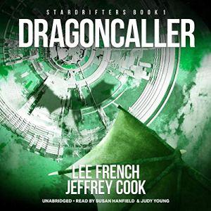 Dragoncaller audiobook cover art