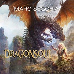 Dragonsoul audiobook cover art