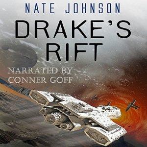 Drake's Rift audiobook cover art