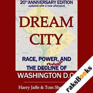 Dream City audiobook cover art