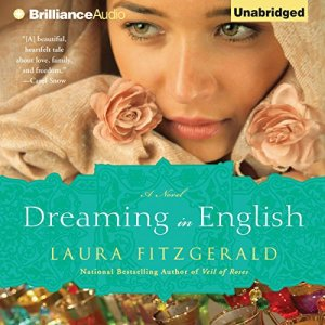 Dreaming in English audiobook cover art