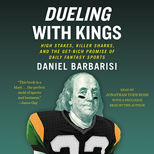 Dueling with Kings audiobook cover art