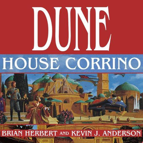Dune: House Corrino audiobook cover art