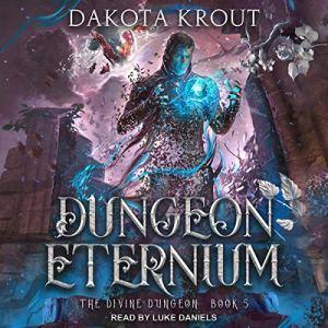 Dungeon Eternium audiobook cover art