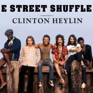 E Street Shuffle audiobook cover art