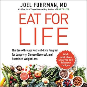 Eat for Life audiobook cover art