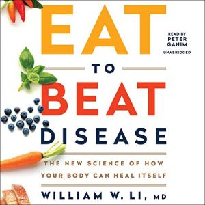 Eat to Beat Disease audiobook cover art
