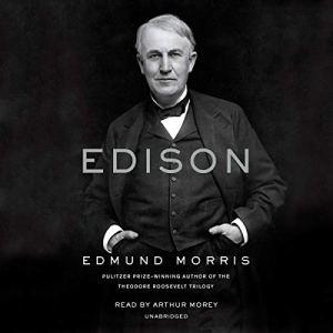 Edison audiobook cover art
