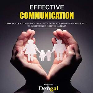 Effective Communication audiobook cover art